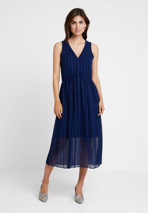 EVA DRESS - Maxikjoler - blue