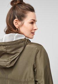 Q/S designed by - Summer jacket - olive - 5