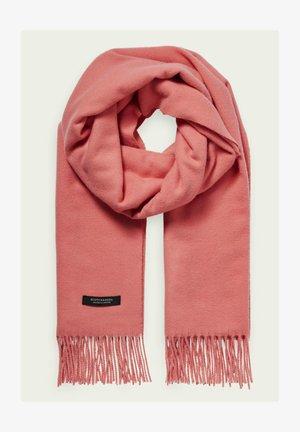 Scarf - folklore pink