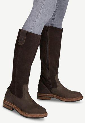 Boots - mocca comb
