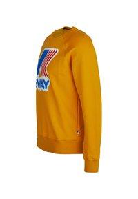 K-Way - EMANUEL - Sweatshirt - yellow - 3