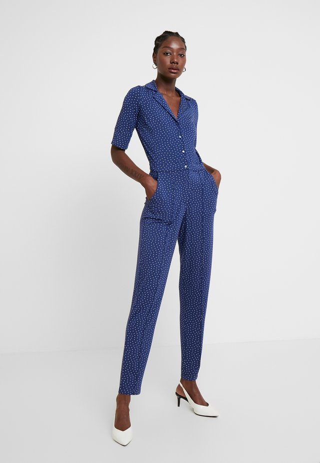 CARMEN LITTLE DOTS - Tuta jumpsuit - nuit