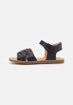 BESSA - Sandals - navy