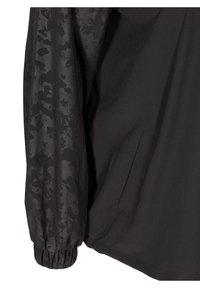 Active by Zizzi - Summer jacket - black - 3