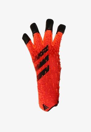 PREDATOR PRO  - Gloves - solarred / red / black