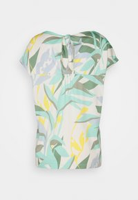 s.Oliver - T-shirt print - ocean green - 1