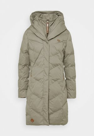NATALKA - Winter coat - dusty olive