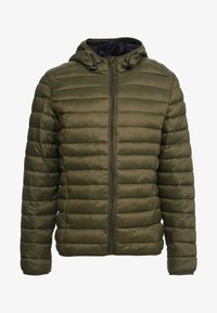 Blend - OUTERWEAR - Välikausitakki - olive night green - 4