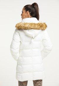 faina - Winter coat - wollweiss - 2