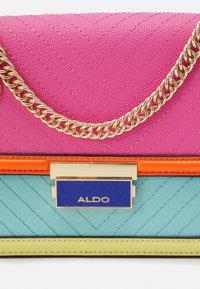 ALDO - LAISBY - Olkalaukku - bright pink - 5