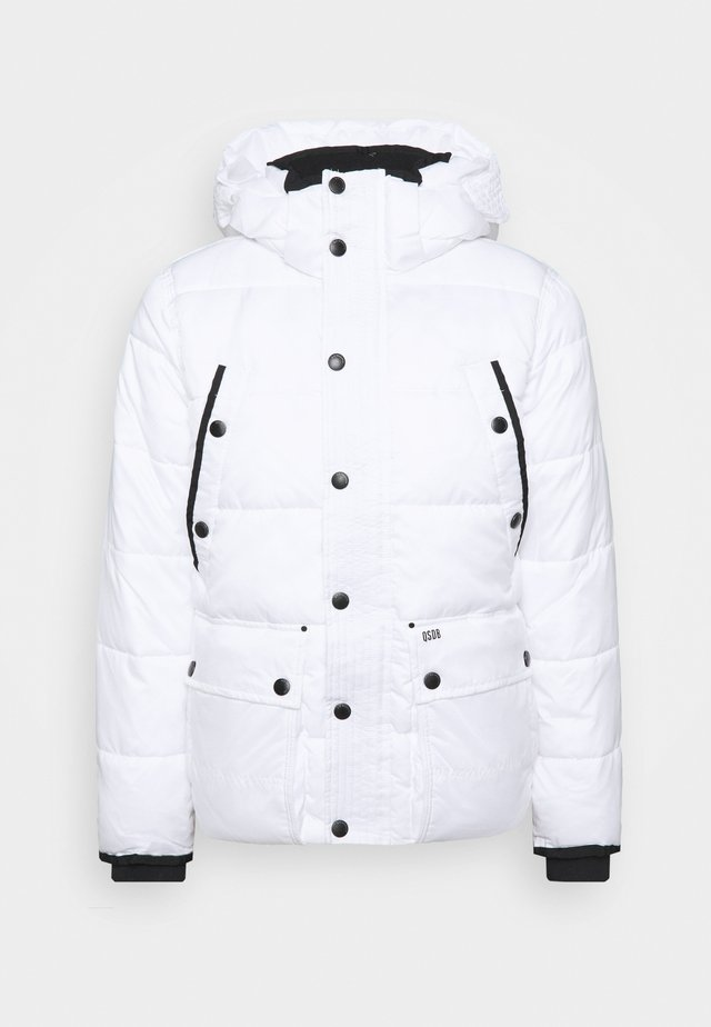 LANGARM - Winter jacket - white