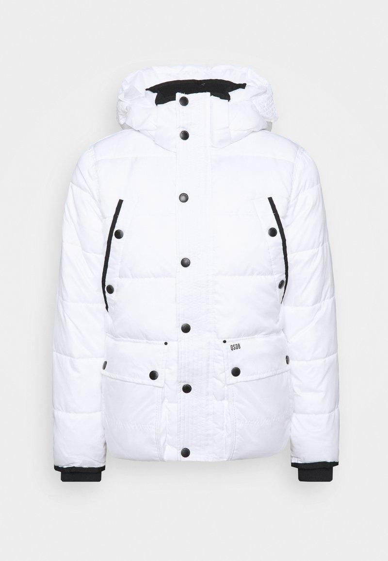 Q/S designed by - LANGARM - Winter jacket - white