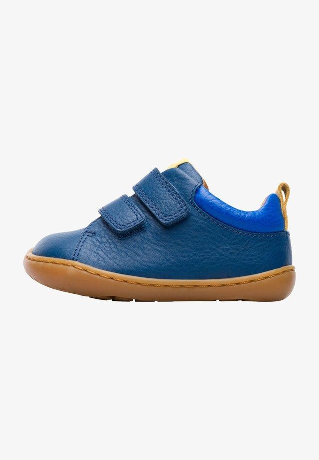 PEU CAMI - Klittenbandschoenen - blau