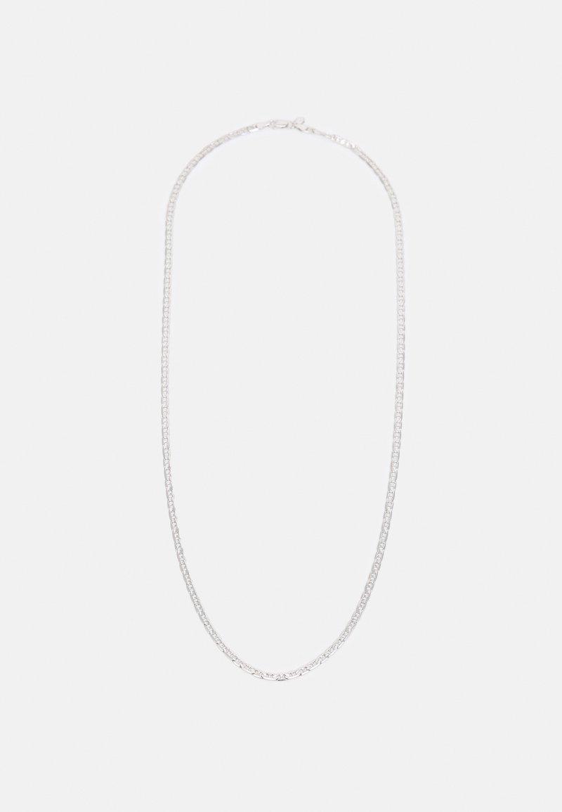 Maria Black - CARLO NECKLACE UNISEX - Necklace - silver