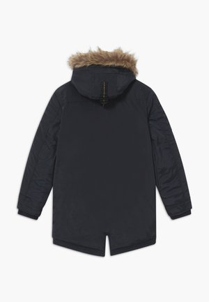 OMERI - Winter coat - navy