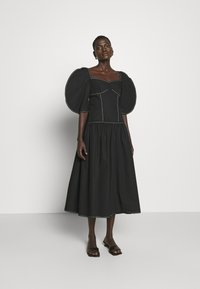 Rejina Pyo - LOUISA DRESS - Robe d'été - black - 1