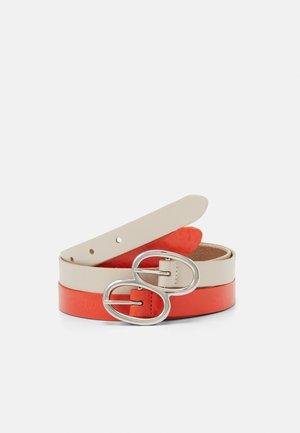 Cintura - cream/coral