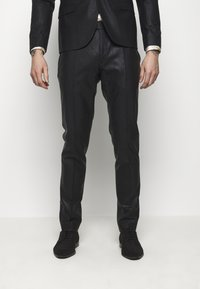 Twisted Tailor - KARNES  SUIT - Suit - black - 4