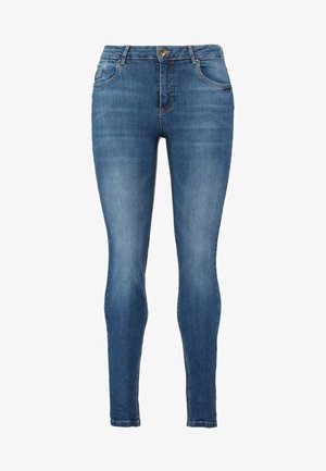 IRIS  - Slim fit jeans - blue