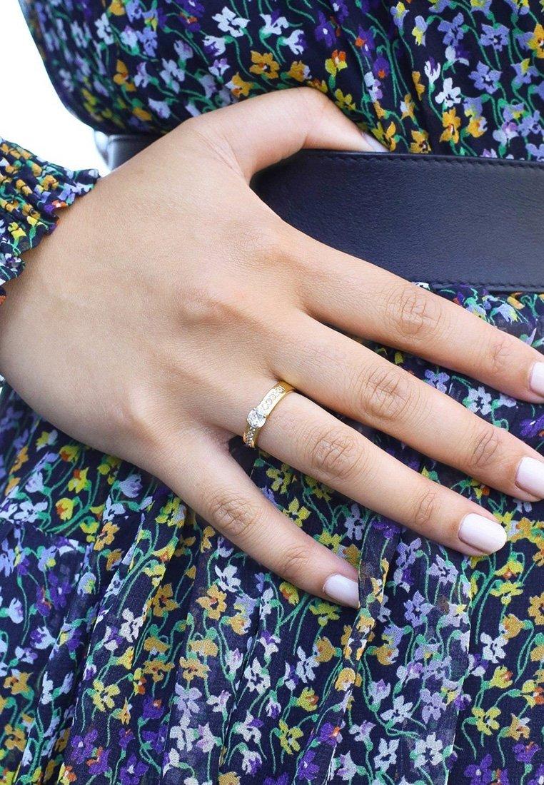 Lucardi - FLORENCE - Ring - goud