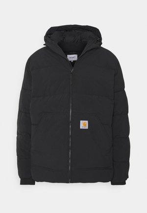 BYRD JACKET - Zimní bunda - black