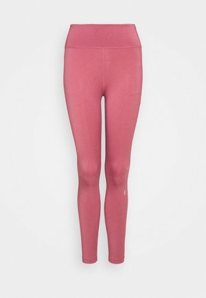 ONE 7/8 - Leggings - desert berry/pink foam
