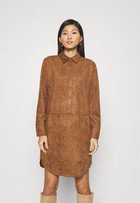 Opus - WESA - Shirt dress - peanut - 0