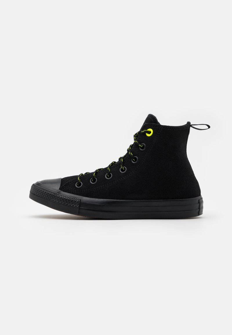 Converse - CHUCK TAYLOR ALL STAR UNISEX - High-top trainers - black