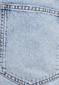 Bershka - Džíny Relaxed Fit - blue - 5