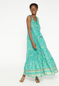 LolaLiza - Maxi dress - turquoise - 1