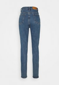 Object Tall - OBJVINNIE MOM - Vaqueros boyfriend - medium blue denim - 6