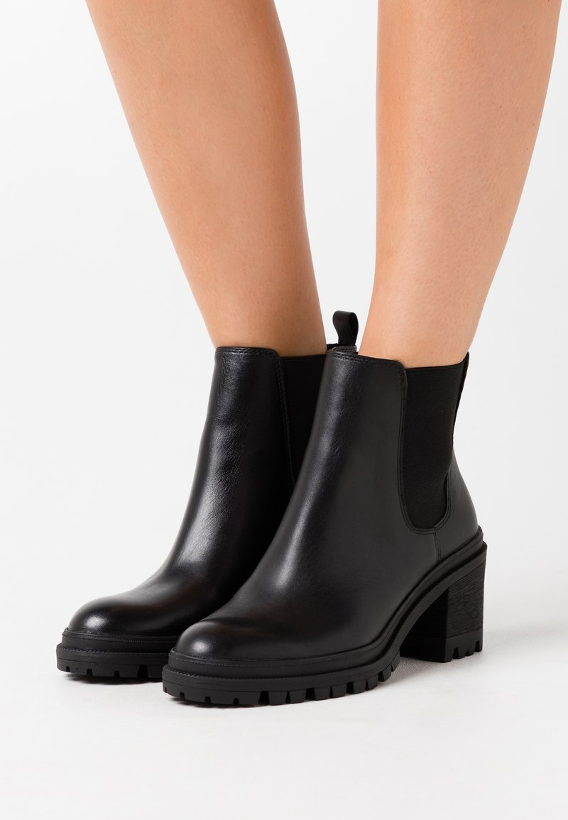 Tamaris - BOOTS - Classic ankle boots - black
