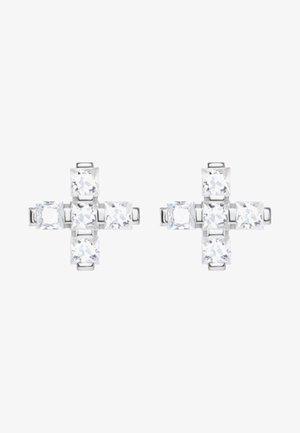 KREUZ - Earrings - silver-coloured