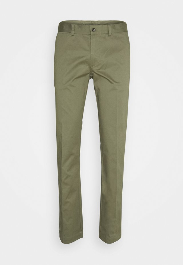 CHAZE SUPER PANTS - Chino - lake green