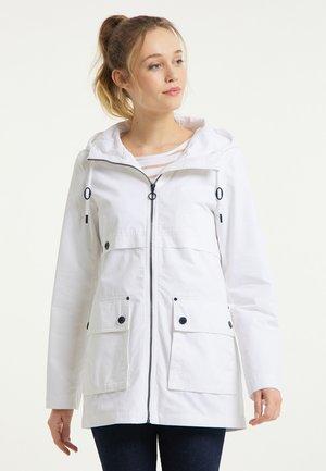 Krátký kabát - weiss