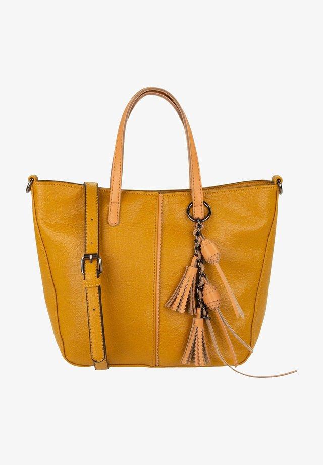 Handbag - mustard
