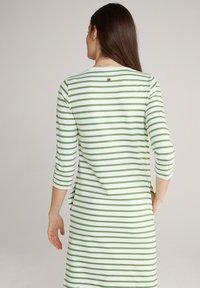 JOOP! - Jersey dress - grün weiß gestreift - 6