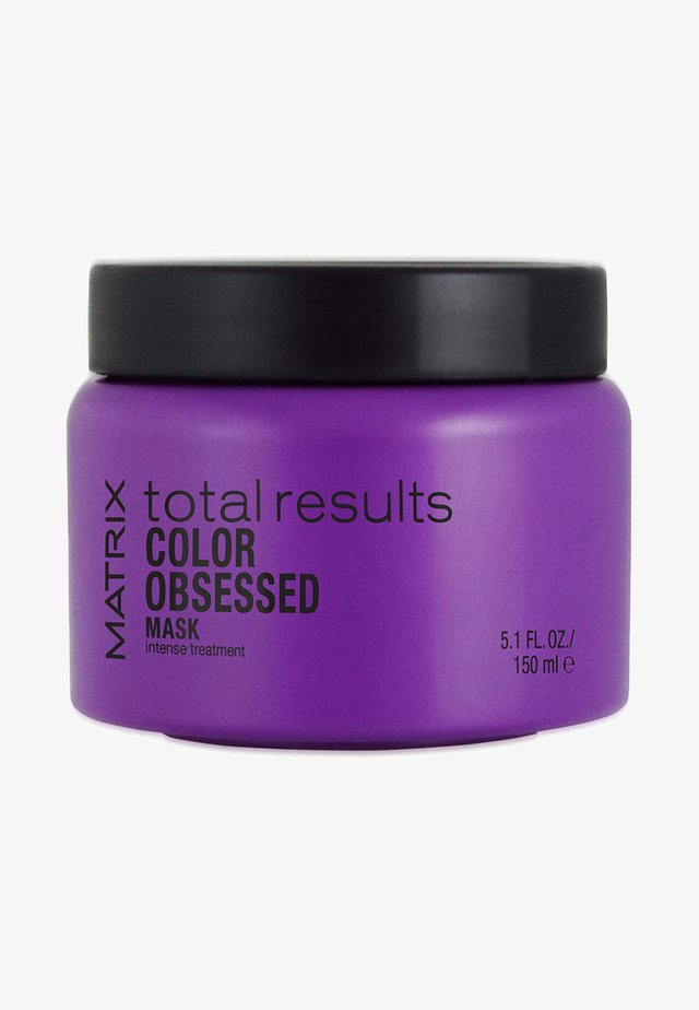 TOTAL RESULTS COLOR OBSESSED MASKE - Hårinpackning - -