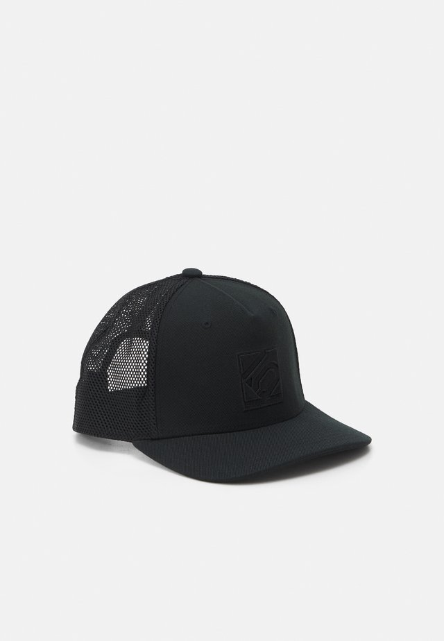 TRUCKER UNISEX - Cappellino - black