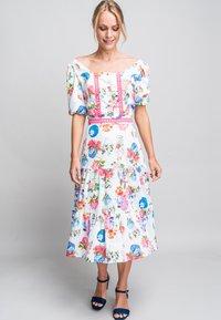 Rosalita Mc Gee - A-line skirt - white - 0