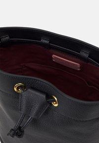 Coccinelle - LEA BUCKET BAG - Across body bag - noir - 3