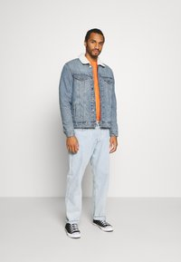 Only & Sons - ONSLOUIS LIFE  - Cowboyjakker - blue denim - 1