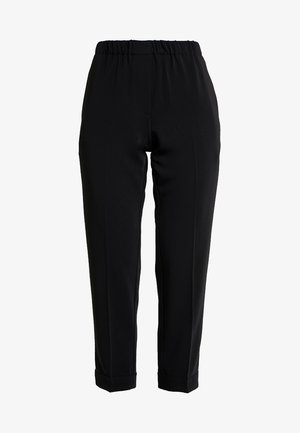 HOYS PANTS - Trousers - black