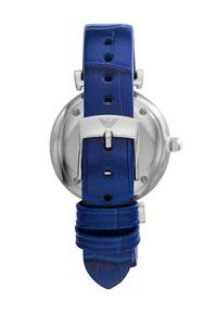 Emporio Armani - GIANNI  - Zegarek - blue - 1