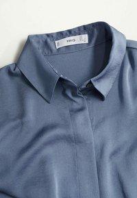 Mango - IDEALE - Overhemdblouse - blue - 7