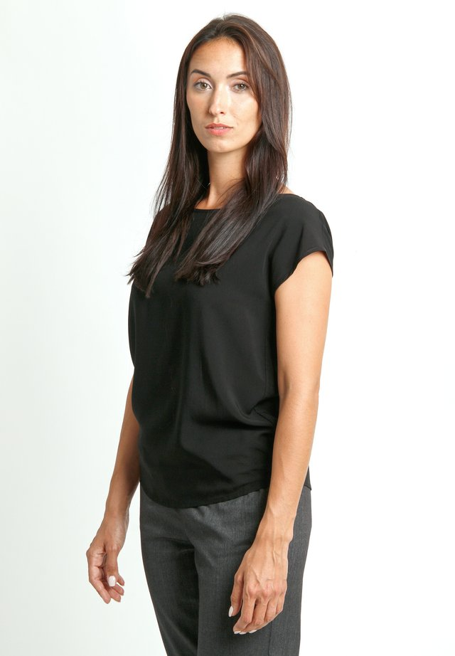 MELVIN - Blouse - black