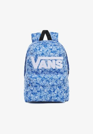 UY NEW SKOOL BACKPACK BOYS - Rucksack - white-victoria blue