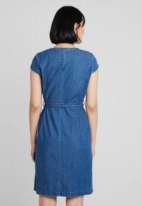 Betty & Co - KURZ - Denim dress - blue denim - 2