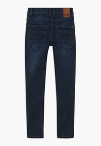 Cars Jeans - BURGO - Slim fit jeans - blue-black denim - 1