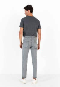 Scalpers - FIVE POCKETS PANTS - Trousers - grey - 2